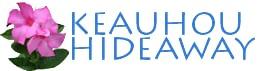 Keauhou Hideaway logo