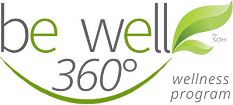 Be Well 360 logo by School of Happiness