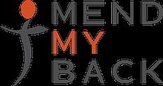 Mend My Back Program Logo